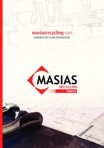 masiasrecycling.com ADVANCED RECYCLING TECHNOLOGIES