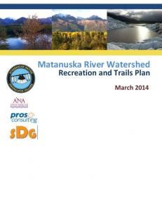 Matanuska River Watershed