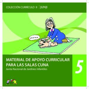MATERIAL DE APOYO CURRICULAR