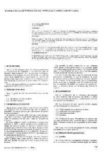 MATERIALES DE REVESTIMIENTO DE CHIMENEAS Y CONDUCTOS DE GASES