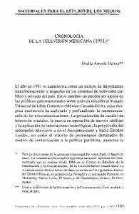 MATERIALES PARA EL ESTUDIO DE LOS MEDIOS