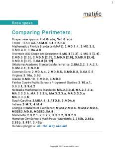 Mathematics Florida Standards (MAFS): 2.M D.1.4, 2.M D.2.5, Riverside USD Scope and Sequence: 2.M D.4 [2.3 ], 2.M D.5 [2.4 ],