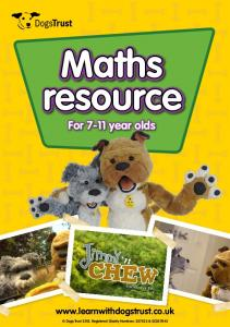 Maths resource For 7-11 year olds