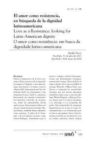 Matilde Moros Recibido: 31 de julio de 2013 Aprobado: 14 de mayo de 2014