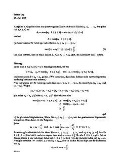 max{ x i a i : 1 i n} max{ x p a p, x r a r } max{a p x p, x r a r } d 2