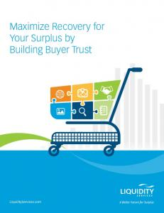 Maximize Recovery for Your Surplus by Building Buyer Trust