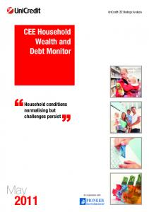 May CEE Household Wealth and Debt Monitor. Household conditions normalising but challenges persist. UniCredit CEE Strategic Analysis