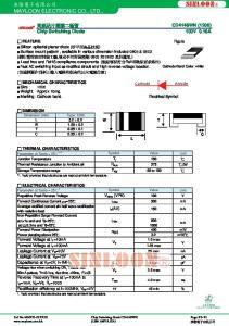 MAYLOON ELECTRONIC CO., LTD.,
