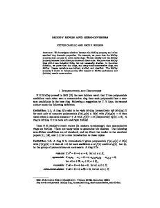 MCCOY RINGS AND ZERO-DIVISORS