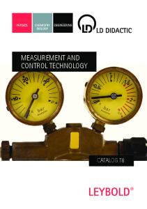 MEASUREMENT AND CONTROL TECHNOLOGY