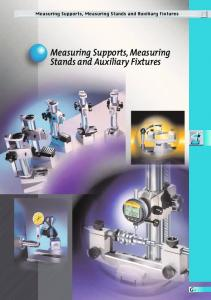 Measuring Supports, Measuring Stands and Auxiliary Fixtures