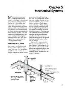 Mechanical, electrical, and