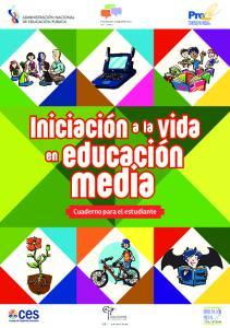 media Cuaderno para el estudiante