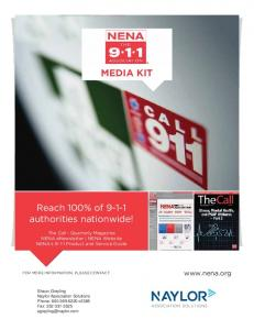 MEDIA KIT. Reach 100% of authorities nationwide!