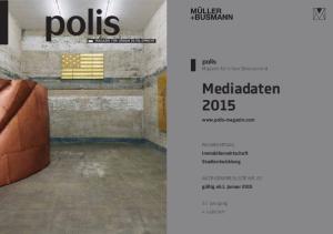 Mediadaten 2015