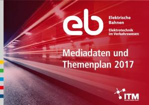 Mediadaten und Themenplan 2017