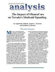 Medicaid is a state-operated program