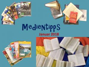 Medientipps. Januar 2018