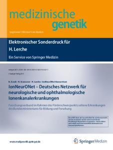 medizinische genetik