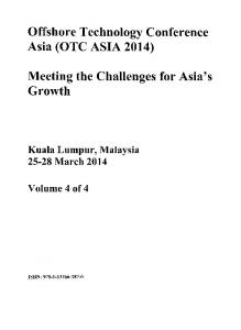 Meeting the Challenges for Asia's