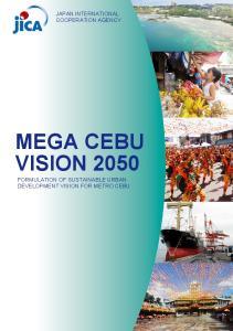 MEGA CEBU VISION 2050
