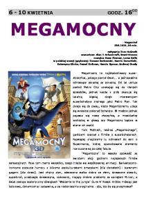 MEGAMOCNY 6-10 KWIETNIA GODZ
