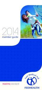 member guide maxima standard