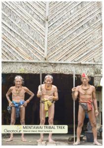 MENTAWAI TRIBAL TREK