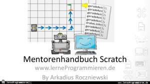 Mentorenhandbuch Scratch