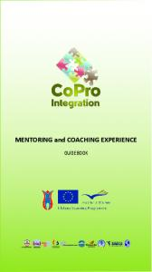 MENTORING and COACHING EXPERIENCE