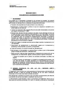 MERCADO NORTE REGLAMENTO DE FUNCIONAMIENTO INTERNO