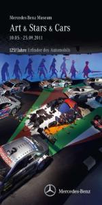 Mercedes-Benz Museum. Art & Stars & Cars Erfinder des Automobils