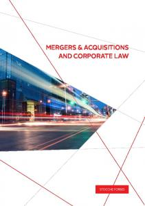 MERGERS & ACQUISITIONS AND CORPORATE LAW