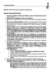 Merkblatt 2, Web-to-Print (www.webtoprint.uni-freiburg.de):