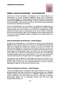 Merkblatt Wechsel der Sprachenfolge Stand November 2016