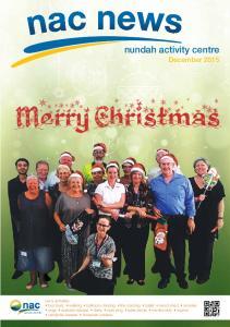 Merry Christmas. nundah activity centre December 2015