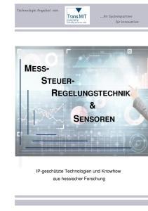 MESS- STEUER- REGELUNGSTECHNIK & SENSOREN