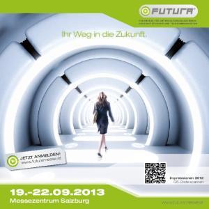 Messezentrum Salzburg. Ihr Weg in die Zukunft.   Jetzt Anmelden!