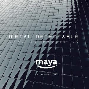 METAL DETECTABLE PROFESSIONAL TOOLS