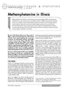 Methamphetamine in Illinois