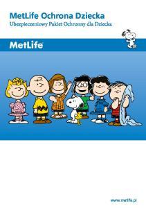 MetLife Ochrona Dziecka