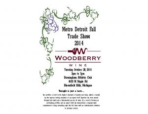 Metro Detroit Fall Trade Show 2014