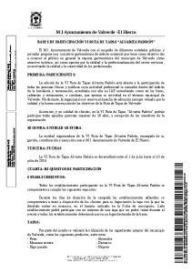 M.I Ayuntamiento de Valverde -El Hierro