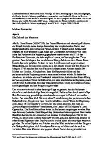 Michael Parmentier. Agora Die Zukunft des Museums