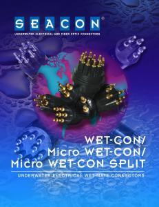 Micro WET-CON SPLIT
