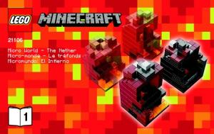 Micro World - The Nether Micro-monde - Le trefonds Micromundo: El Infierno
