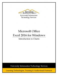 Microsoft Office Excel 2016 for Windows