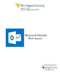Microsoft Outlook Web Access