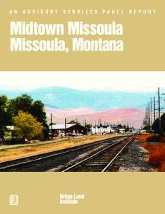Midtown Missoula Missoula, Montana