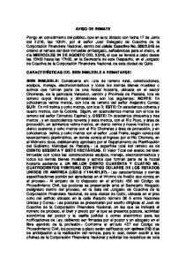 MIERCOLES 24 DE AGOSTO DEL